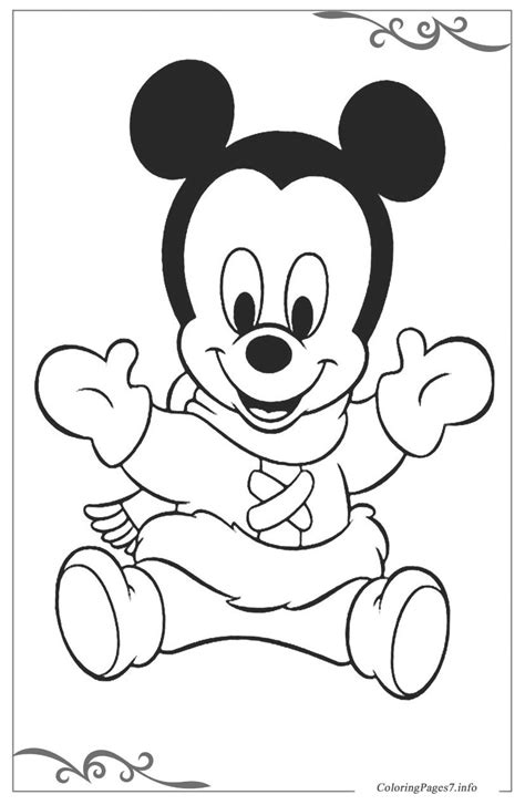 Mickey Mouse Online Coloring for kids