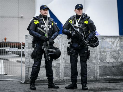 Report: Amsterdam's Counter-Terrorism Police Not Yet Fit