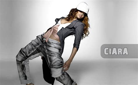 2 wallpapers for desktop with Ciara