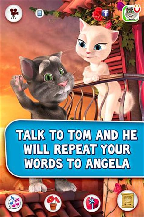 Tom Loves Angela » Android Games 365 - Free Android Games
