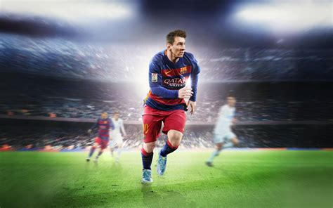 Lionel Messi FIFA 16 5K Wallpapers | HD Wallpapers | ID #22328