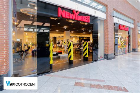 New Yorker in AFI Cotroceni - Shopping si relaxare