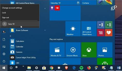 How to Switch Between Windows 10 User Accounts the Easy Way