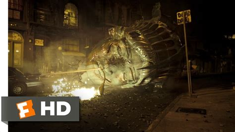 Cloverfield (1/9) Movie CLIP - The Statue of Liberty's