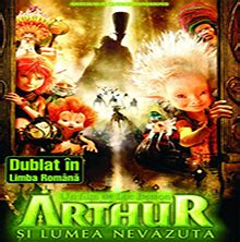 Arthur and the Invisibles 2006 Online dublat in romana