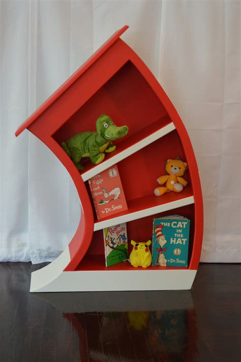 Whimsical Bookcase   Inked Woodworking