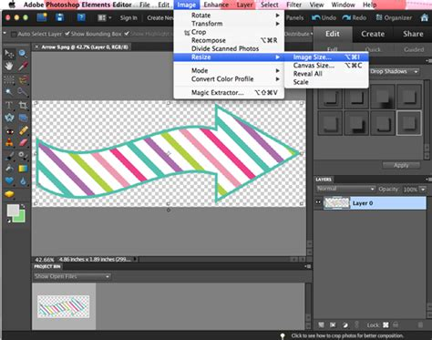 Erin Bradley Designs: Tutorial: How to Resize Graphics