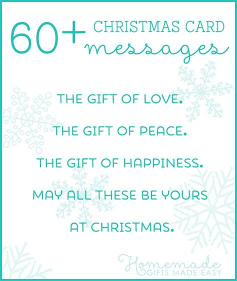 60+ Best Christmas Card Messages, Wishes, and Sayings