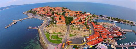 Things to do in Nessebar - the most romantic city of