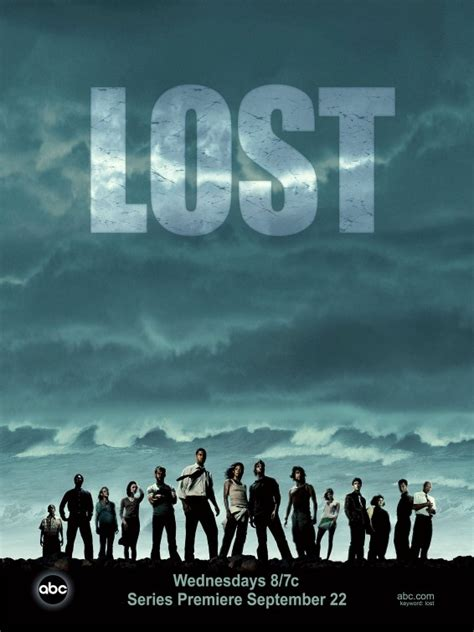 Lost TV Poster (#8 of 11) - IMP Awards