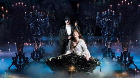The Phantom of the Opera at Her Majesty's Theatre - L