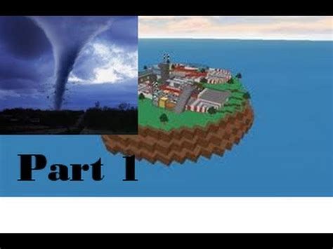 Roblox Natural Disaster Survival - FLOOD FAILS - YouTube