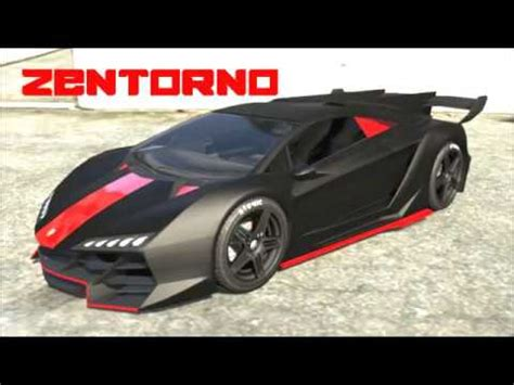 EP 1 : ZENTORNO IN REAL LIFE - YouTube